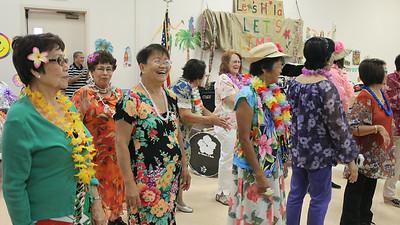 2014-08 Luau Party