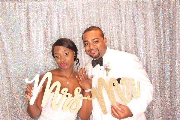 Christy & Marcus Dickerson 2018