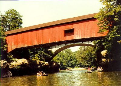Narrow's Covered Bridge