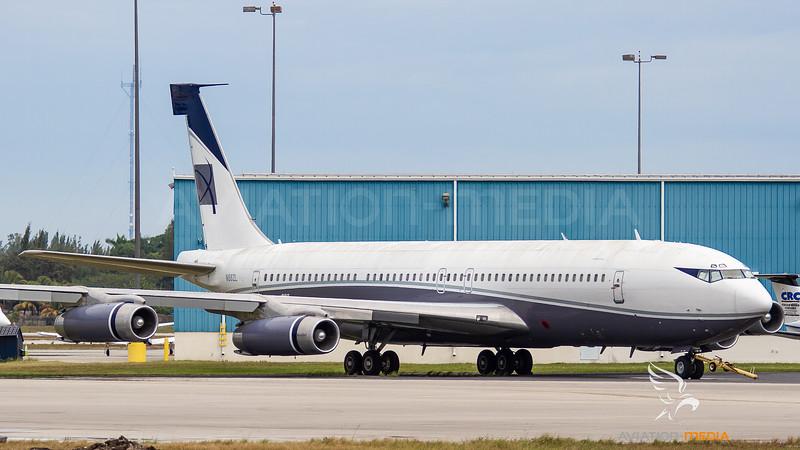 LOWA Ltd. Boeing B707 N88ZL