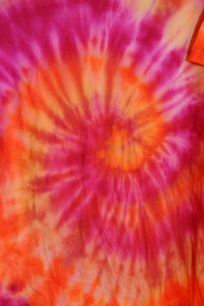 The Tie-Dye Experience:  December 25, 2008