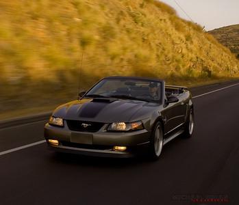 2001 Shaker GT convertible