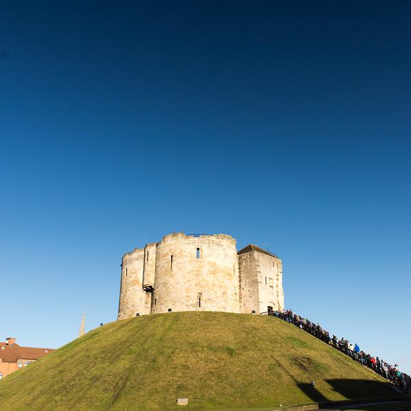 York castle keep