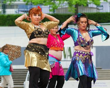2017 Rossini Festival:  Debka and the Oasis Dancers