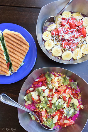 Vitality Bowl Superfood Cafe, Carlsbad, CA
