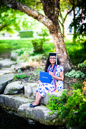 Manoja's Graduation 2018
