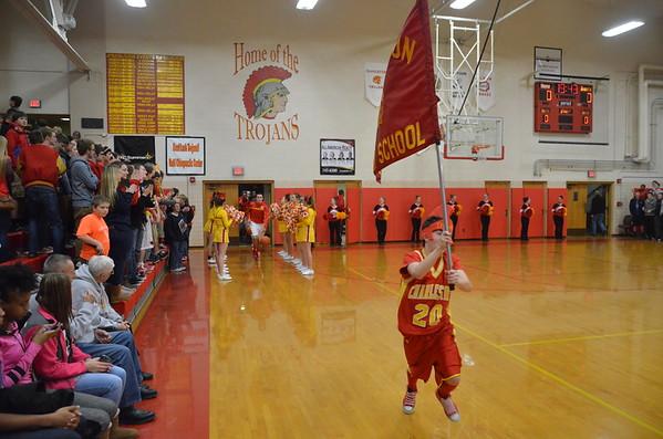 CHS Guys Basketball vs Mt. Zion 1/16/15
