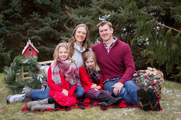 The Noyed Family 2018