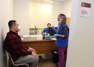 Lowell Community Health Center vaccines 031821