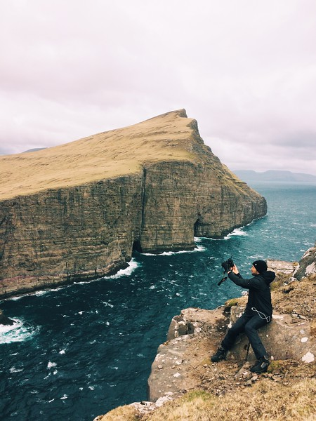 f8 Faroe Islands BTS