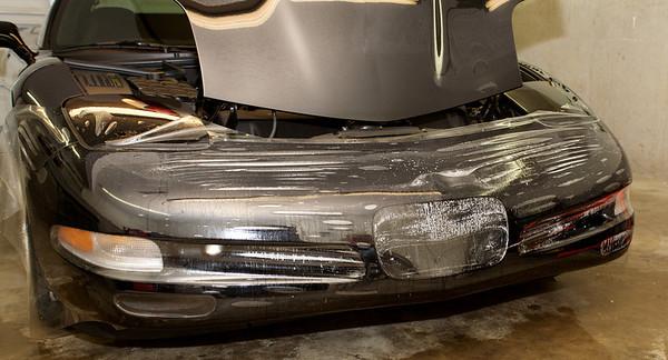 2002 Chevy Corvette