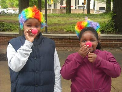 Circus Fun (Richmond - April 2011)