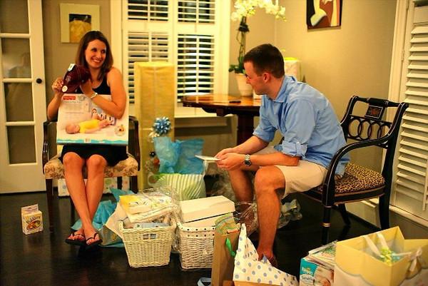 Baby Shower for Amanda & Bryan