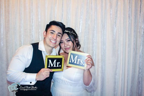 Alexa and Josh's wedding 07/03/21