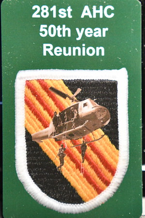 281st AHC 50th Reunion