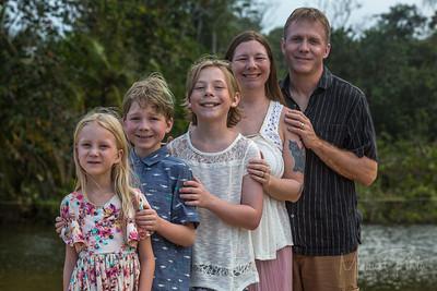 The Hampton Family