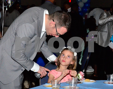 2/7/15 Tyler Parks & Recreation Hosts Annual Father-Daughter Dance by Gloria Swift