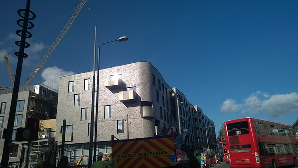 London E17- Walthamstow Arcade