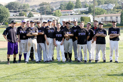 Portland Baseball Club - Fall Ball 2011