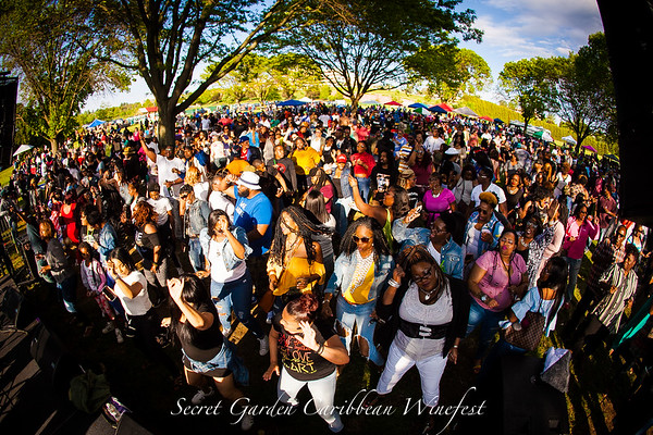 Secret Garden Caribbean Winefest