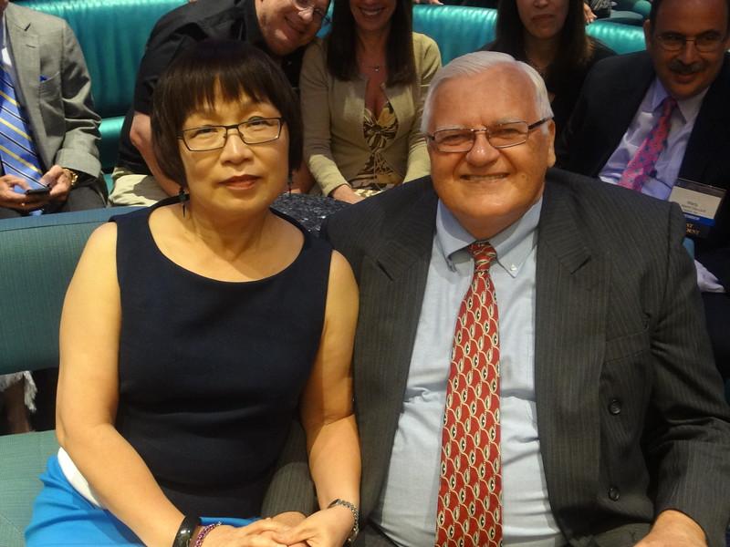 Julie and Bob Driegert