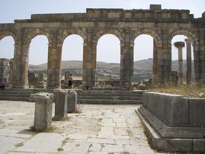 2018 Roman Forum Photo Booth