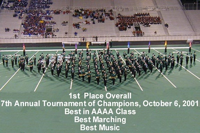 Carrollton Marching Contest
