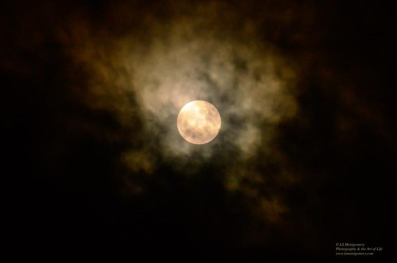 November's Hunter's Moon, 2017