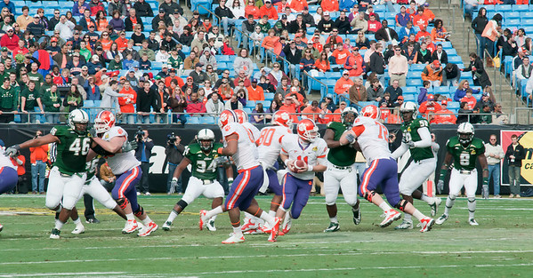 Meinke Car Care Bowl South Florida vs Clemson 12-31-10 by Jon Strayhorn