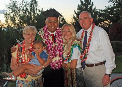 Joe's Graduation 2014