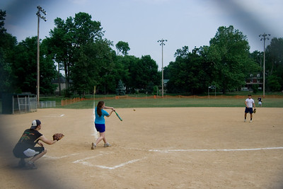 Cookout & Baseball