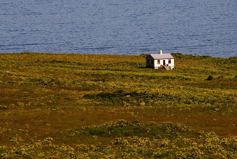 Aðalvík - Sæból. Ystibær. 2010.