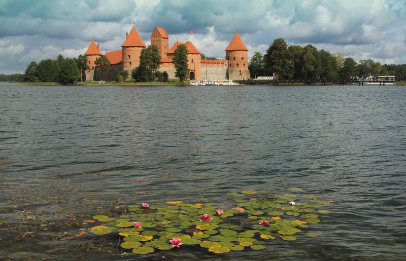 Trakai Castle -Lithuania