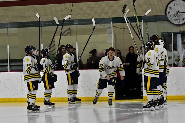 MS Mt. Pleasant vs Davison Hockey