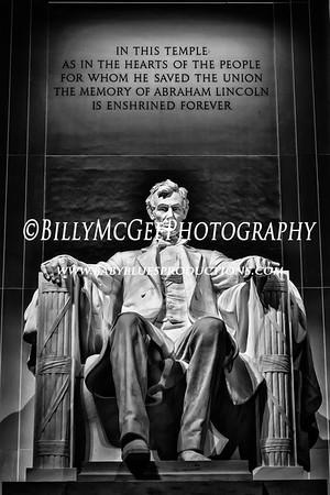 Lincoln Memorial - 11 Nov 2014
