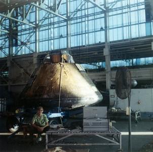 Pearl Harbor Apollo 10 1969
