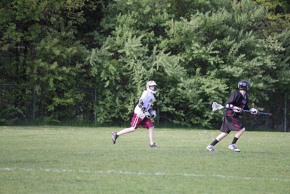 JV Lacrosse game 5-12-11