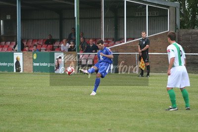 24/9/11 Great Wakering Rovers (A)
