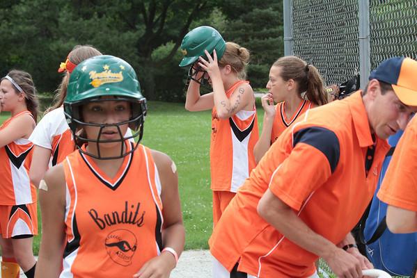 2010-06-28 Kara Softball Team