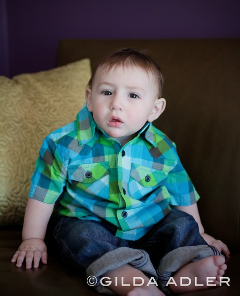 Davidi 10 months