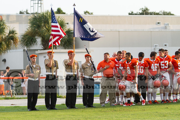 Boone Varsity Football Coaches - 2012