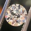 1.10ct Old European Cut Diamond GIA L SI1 7