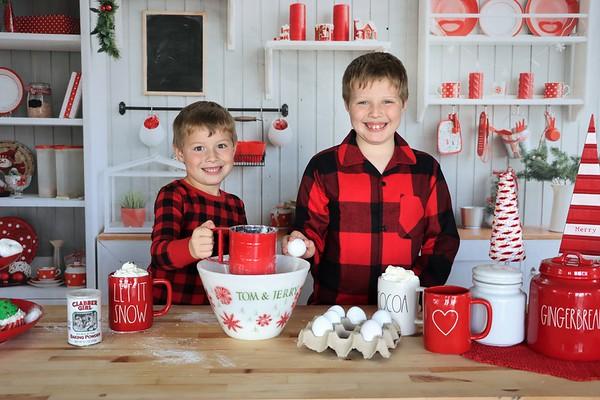 The Henderson Family | Christmas 2020