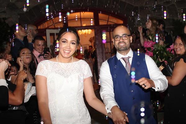 Stephanie & Esteban's Wedding - August 10, 2019