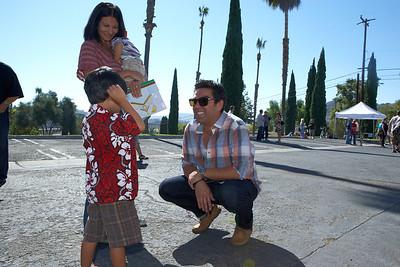Rancho Sunday Service (9/30/12)