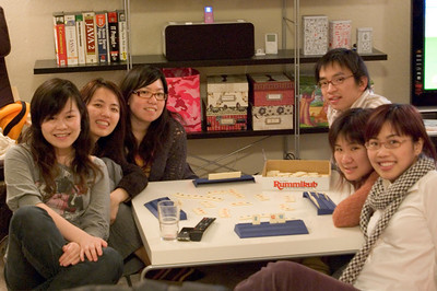 Games Night, 2007