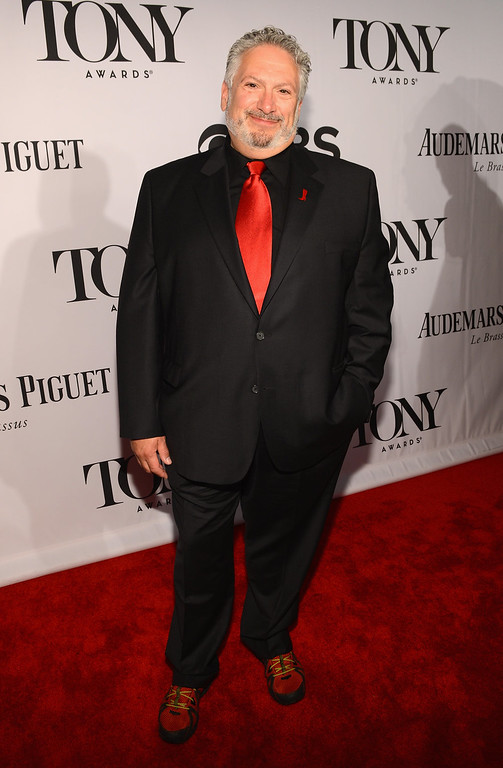 . Actor Harvey Fierstein attends The 67th Annual Tony Awards at Radio City Music Hall on June 9, 2013 in New York City.  (Photo by Larry Busacca/Getty Images for Tony Awards Productions)