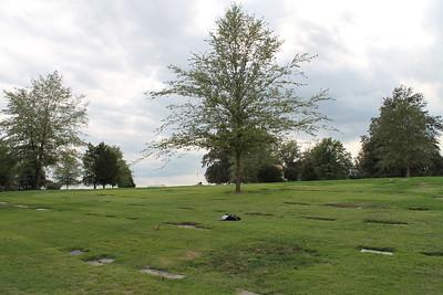 Family graves etc.