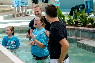 Baptism - August 13, 2017