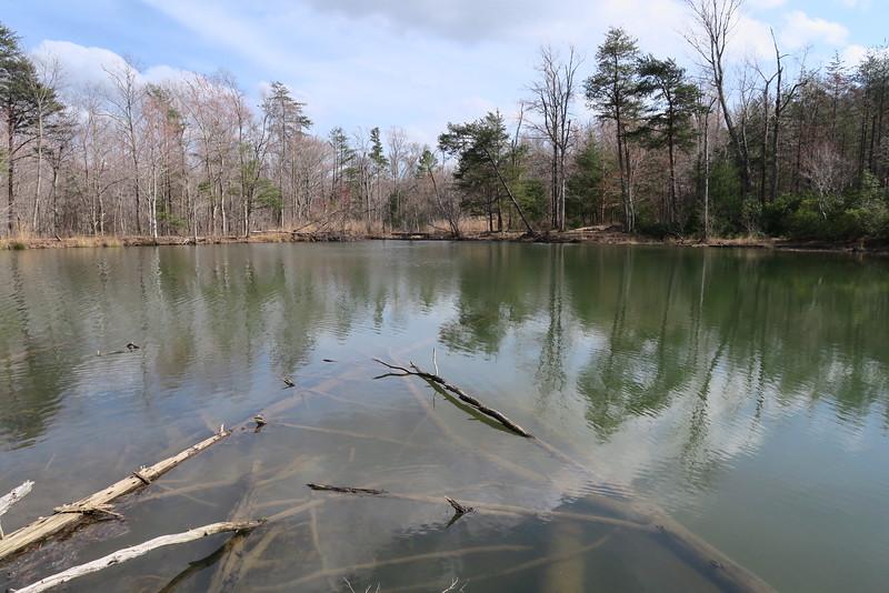 Twin Ponds (west)